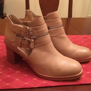 Dolce Vita Ankle Boot Bootie Leather Size 10